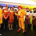 香港麥當勞三十五年制服 Catwalk Show