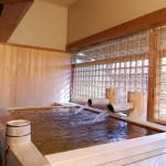 【日本.坂井】「芳泉 Grandia 酒店」 – 室內獨立風呂