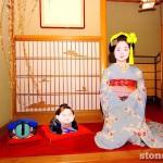 【日本.京都】祇园的舞伎、藝伎 – 等、靜、拍