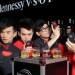 記「Hennessy Mix+ x C ALL STAR」音樂派對