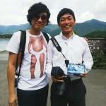 接受日本「讀賣新聞」訪問,問到釣魚台與旅遊的問題了