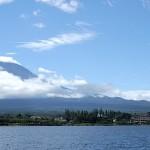 【日本.富士山】河口湖遊船 – 看富士山與雲