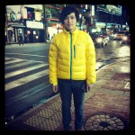 【LOOK】Reecho DOWNTEK 納米抗水羽絨外套 – 日本褔岡旅行就是穿它的