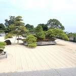 【日本.熱海】「熱海ホテル ニューアカオ酒店」的日式庭園
