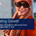 【偽君子】從 Microsoft 併購 Nokia 的簡報學說話