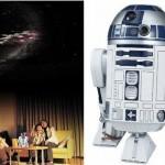【科技新聞】R2-D2 星空投影機
