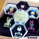 7-Eleven X Mickey Mouse & Friends「當代米術珍藏」公仔