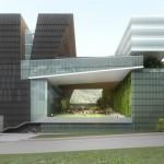 珠海學院本周四舉辦記者會,料談新校舍建設