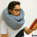 Forever Pillow – 大圓條的㰖枕好多變