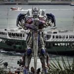 「變形金剛4:絕跡重生」(Transformers: Age of Extinction)- 兩個字:回水