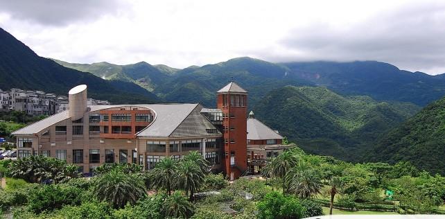 【陽明山】陽明山天籟渡假酒店(Yang Ming Shan Tien Lai Resort & Spa)歐風館草山客房 – 睡在草原中的設計