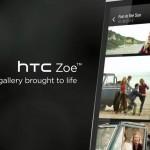 HTC Zoe 開放也許太晚了一點