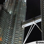 【吉隆坡】從 KL Tower(吉隆坡塔)看雙子塔