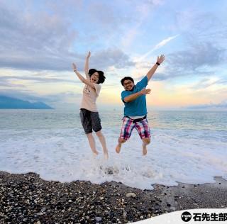 【花蓮】飛躍太平洋