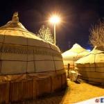 【北京.北五環】「九十九頂毡房」- 蒙古人也來吃的蒙古菜