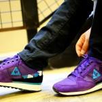 Le coq sportif ECLAT – 紫色不是女人專利