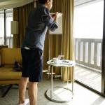 【新加坡】Marina Mandarin Singapore(濱華大酒店) 入住報告 – 看著 Singapore Flyer 與 Marina Sands 的好酒店