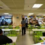 【新加坡】樟宜機場第一航廈華麗的員工餐廳(Singapore Changi Airport T1 Staff Canteen)- 誰都可以進來吃