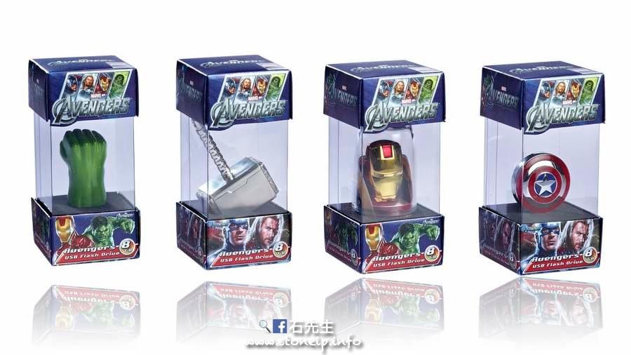 Avengers USB_1
