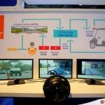 褔特(Ford)在 CES Asia 上展示的遠程遙控定位試驗