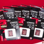 【石先生送禮】Kingston 32GB SDHC/SDXC UHS-I U3 SD Card