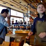 【美國.西雅圖】必定要到的 Starbucks Reserve Roastery & Tasting Room(影片)