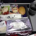 【飛機餐挑戰】達美航空 的「低鈉/無添加鹽」特別餐(香港西雅圖午飯)