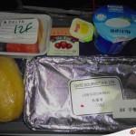 【飛機餐挑戰】達美航空 的「低鈉/無添加鹽」特別餐(香港西雅圖早餐)