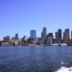 【美國.西雅圖】Seattle Ferry Pier 50,搭船去西雅圖誕生之地