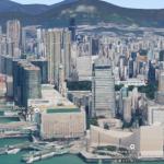 Google Map 香港 3D 化,何時能在上面玩 GTA?