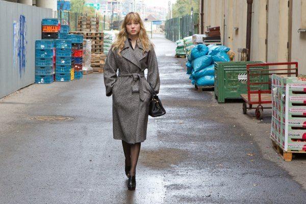 蕾雅‧瑟度 - Léa Hélène Seydoux-Fornier de Clausonne 其實在 Mission Impossible 中曾經飾演女殺手