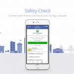 Facebook「Safety Check」,讓用戶在災難中快速報平安