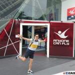 【新加坡.聖淘沙】iFly Singapore – 室內跳傘可以自由飛行