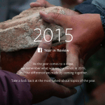 Facebook 公佈「2015 Year in Review」,齊來回看 2015