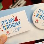 【香港航空】Hong Kong Holiday 的生日禮遇,讓你有一個正當理由跟空姐合照