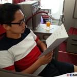 【香港航空】Hong Kong Airlines 商務艙 – 回香港就好好休息吧