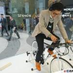 Samsung 打造智慧運動鞋,讓運動更有效率