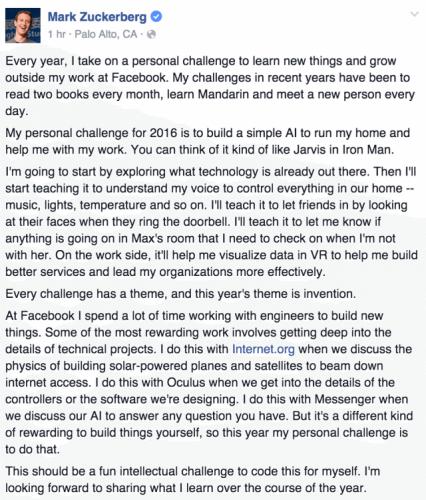 facebook-iron-man home