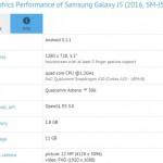 三叔又來囉,這次是 Samsung Galaxy J5 (2016) 規格曝光