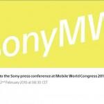 Sony Mobile 按慣例在 MWC 2016 有發佈會,但宣佈的可能只有它…