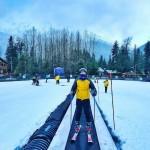【阿拉斯加】滑雪初體驗,下次會更好一些(影片)