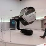 《虛擬實境》360度轉動環境座椅(影片)