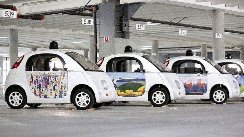 apple google auto car