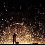 【中國.河北】全世界最美的新年節慶 – 「打樹花」,希望有生之年能看一次