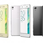 《Sony Mobile》一圖看懂 Sony Xperia X Performance、X 以及 XA 的差別