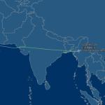 【教學】Flight Aware – 免費實時航班路線查詢