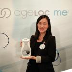 用客製化方式打造護膚品 – ageLOC