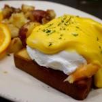 【美國.阿拉斯加】美式早餐就是豐富,早上吃海鮮沒有太過份吧
