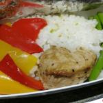 【飛機餐挑戰】長榮航空 的「低脂」特別餐(台北香港晚飯)