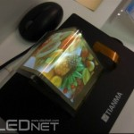 《天馬》首款中國產 AMOLED 柔性螢幕,但解析度只有 720p